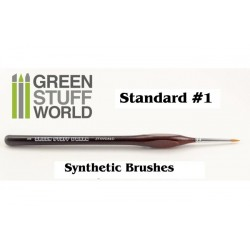 Brushes Standard 1 Synthetic