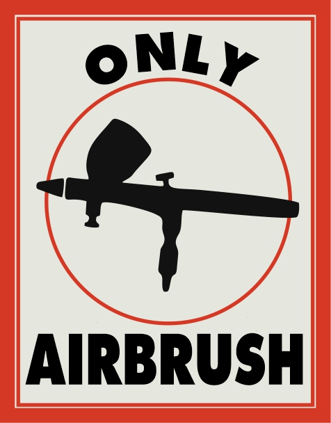 only-airbrush
