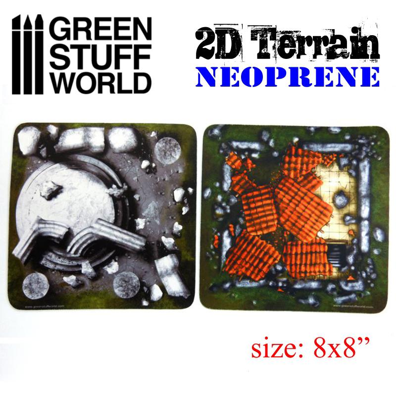2D-Terrain