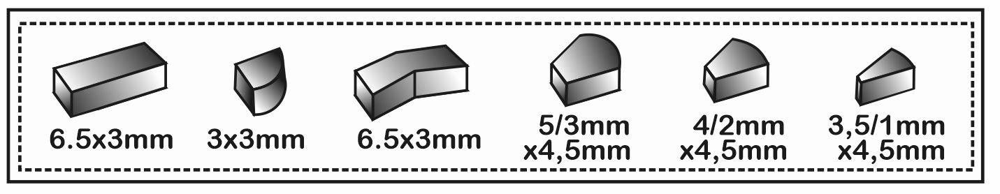 Brick-types